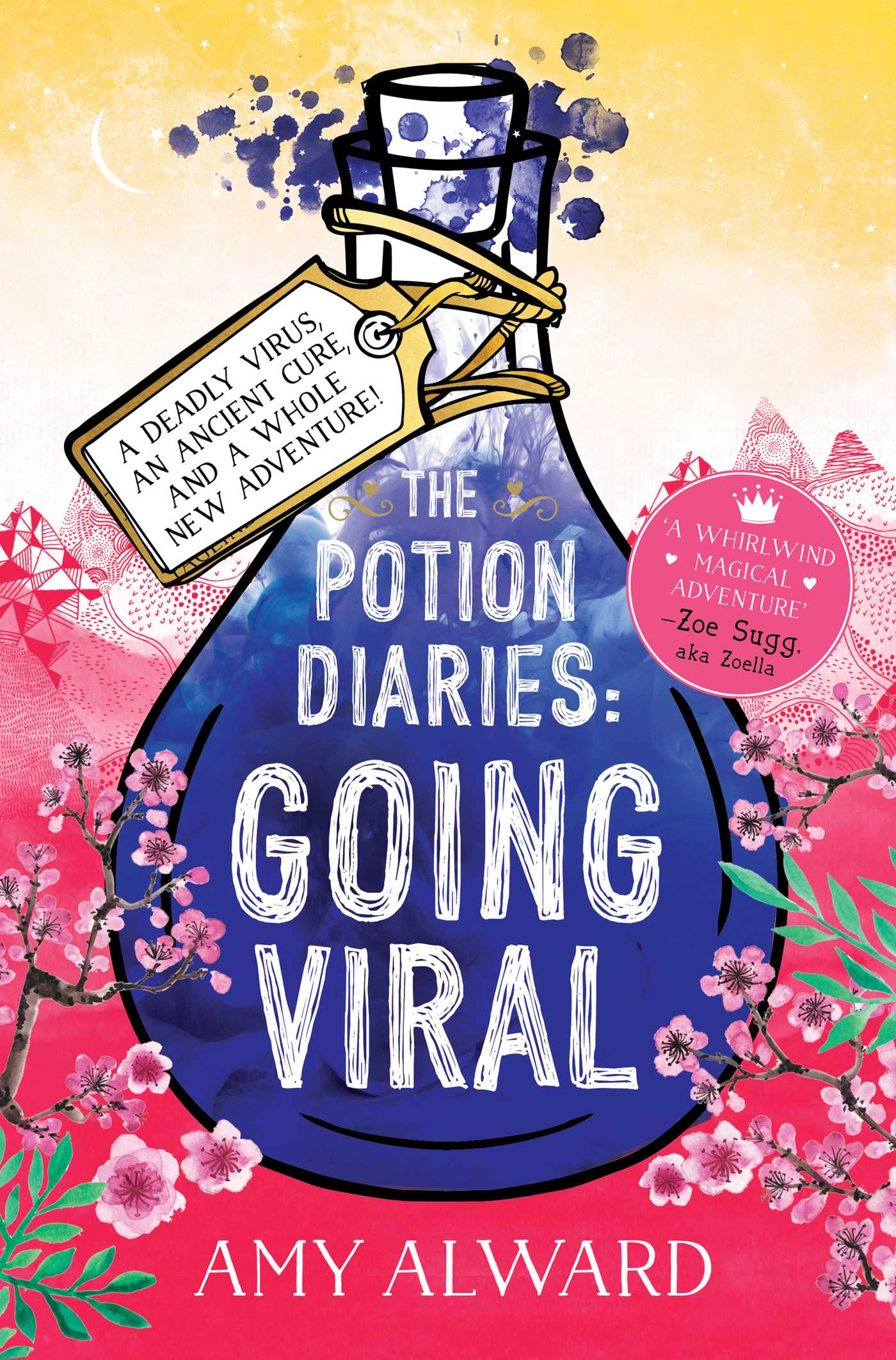 The Potion Diaries - Going Viral | Young adult