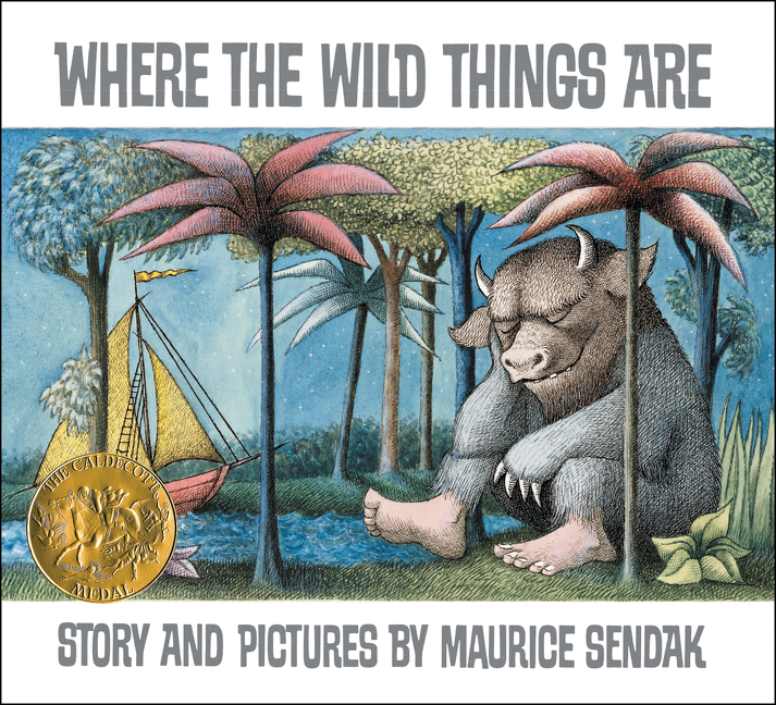 Where the Wild Things Are | Picture books