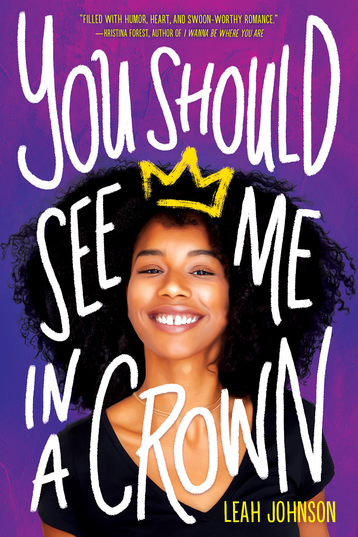 You Should See Me in a Crown | Young adult