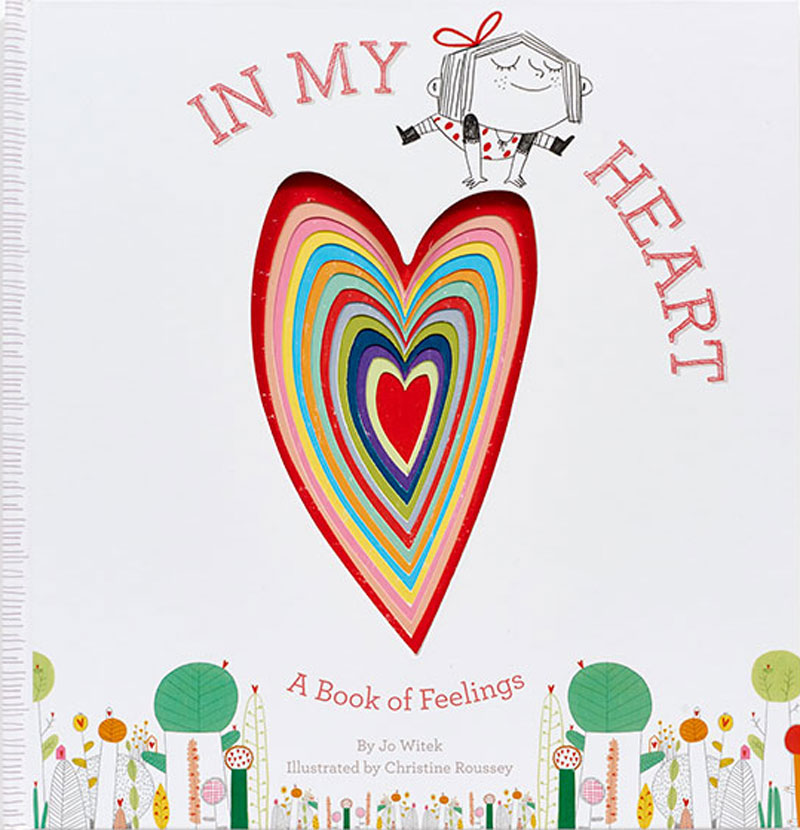 In My Heart : A Book of Feelings | Picture books