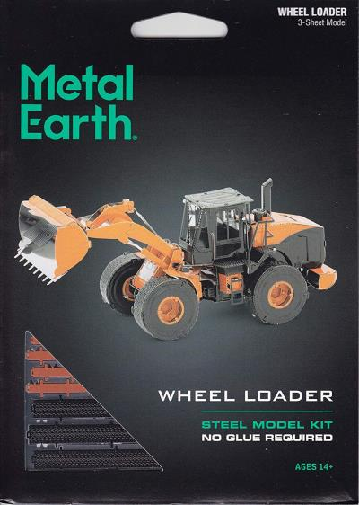 Metal Earth - Loader | Bricolage divers