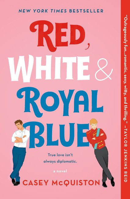 Red, White & Royal Blue  | Novel