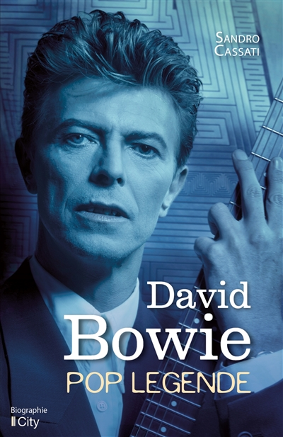 David Bowie | 9782824616896 | Biographie