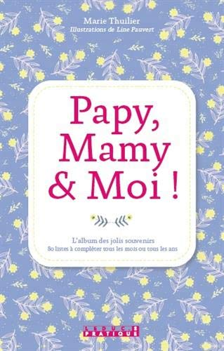 Papy, mamy & moi ! | 9791028516932 | Éducation