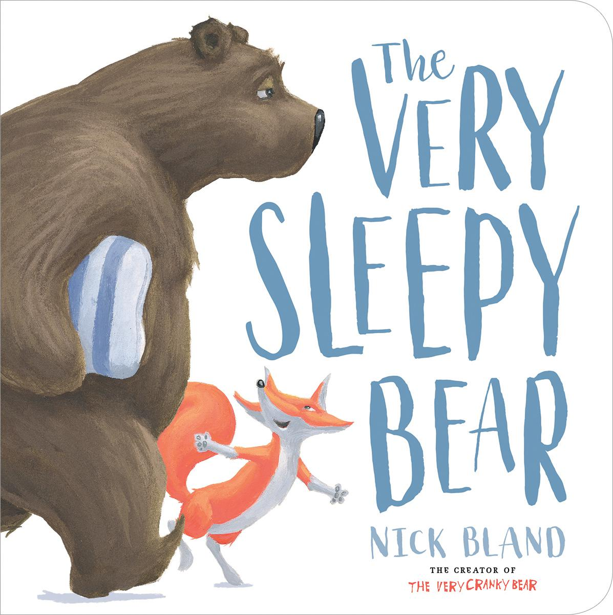 The Very Sleepy Bear | Picture books