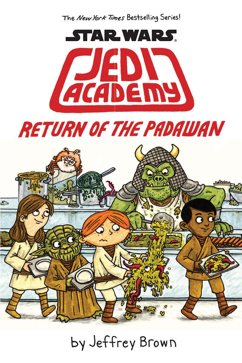 Star Wars: Jedi Academy T.02 - Return of the Padawan | Graphic novel & Manga
