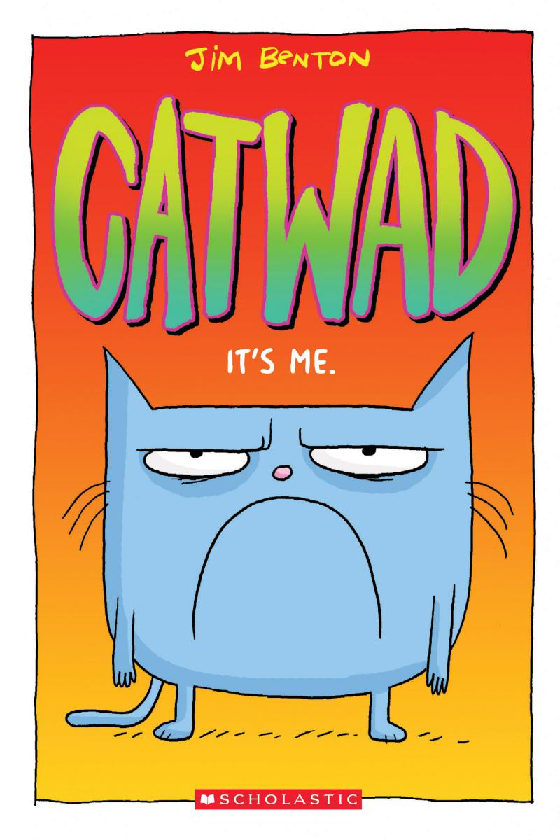 Catwad T.01 - It's Me. | Graphic novel & Manga