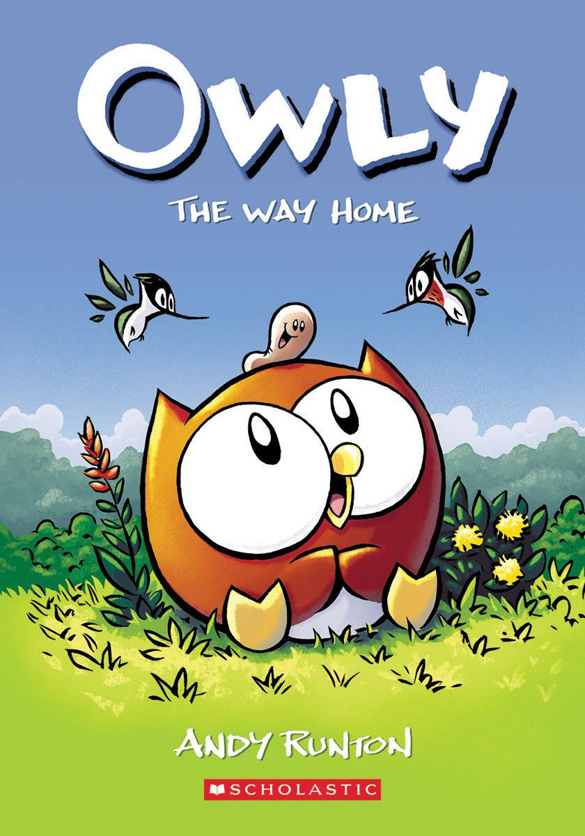 Owly T.01 - The Way Home | Graphic novel & Manga