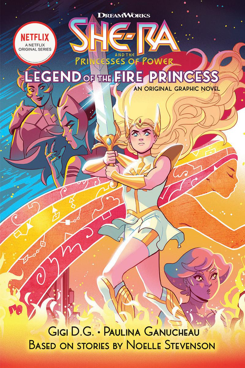 She-Ra T.01 - Legend of the Fire Princess | Graphic novel & Manga