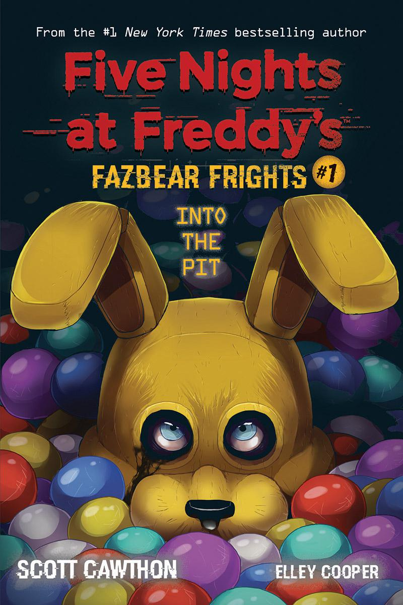 Five Nights at Freddy's T.01 - Into the Pit  | Young adult