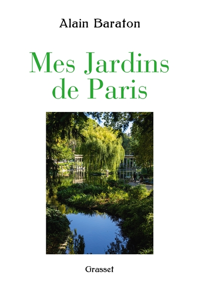 Mes jardins de Paris | 9782246858799 | Arts