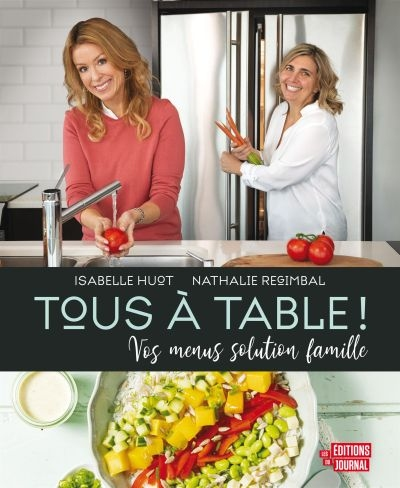 Tous à table!  | 9782897611187 | Nutrition