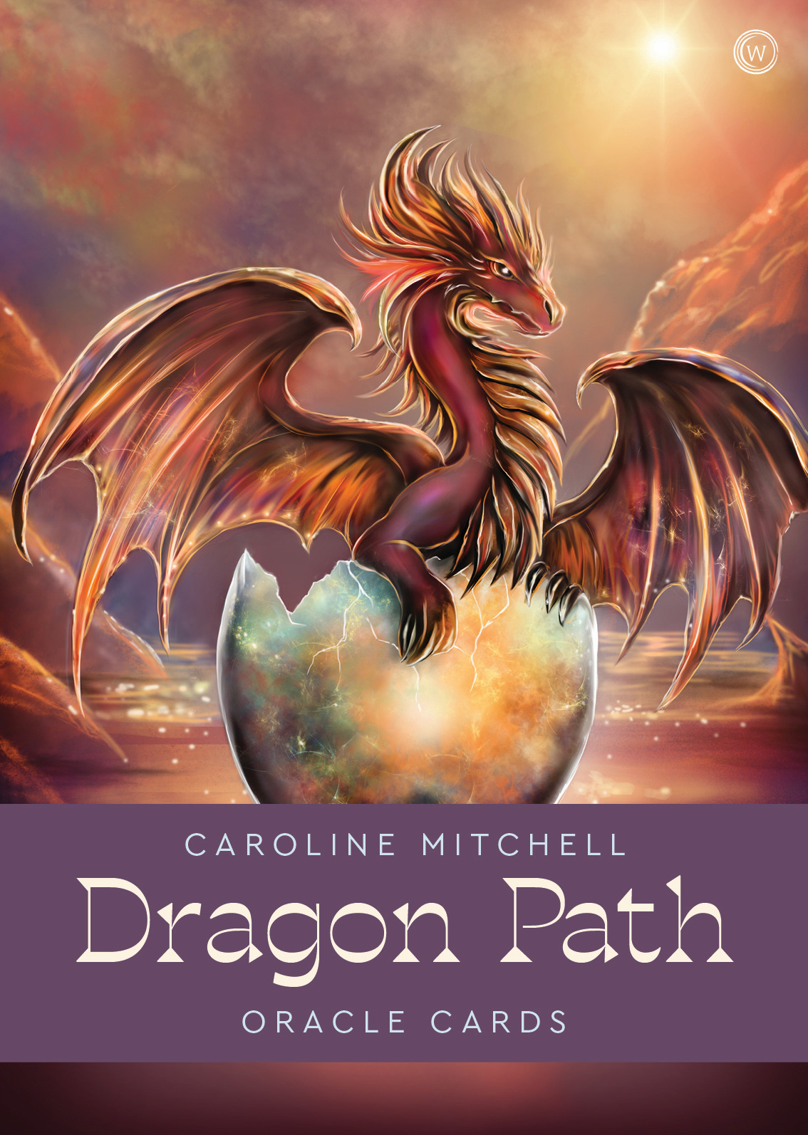 Dragon Path Oracle Cards : A 33 Card Deck & Guidebook | Faith & Spirituality