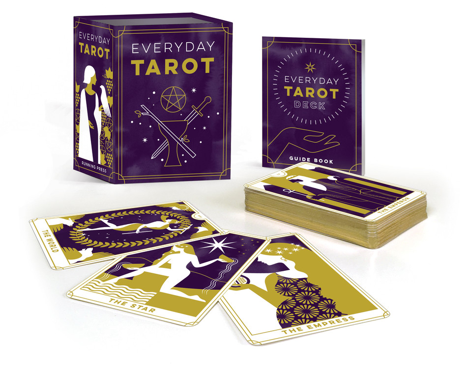 Everyday Tarot Mini Tarot Deck | Faith & Spirituality