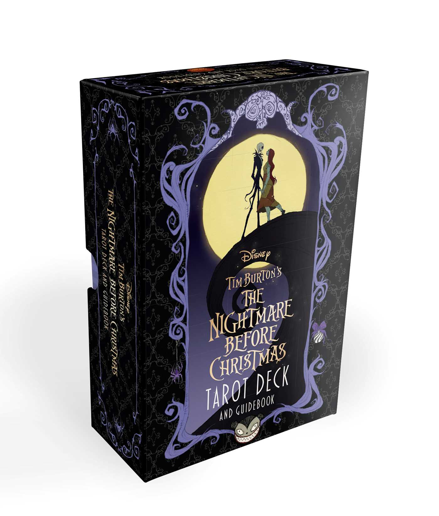 The Nightmare Before Christmas Tarot Deck and Guidebook | Faith & Spirituality