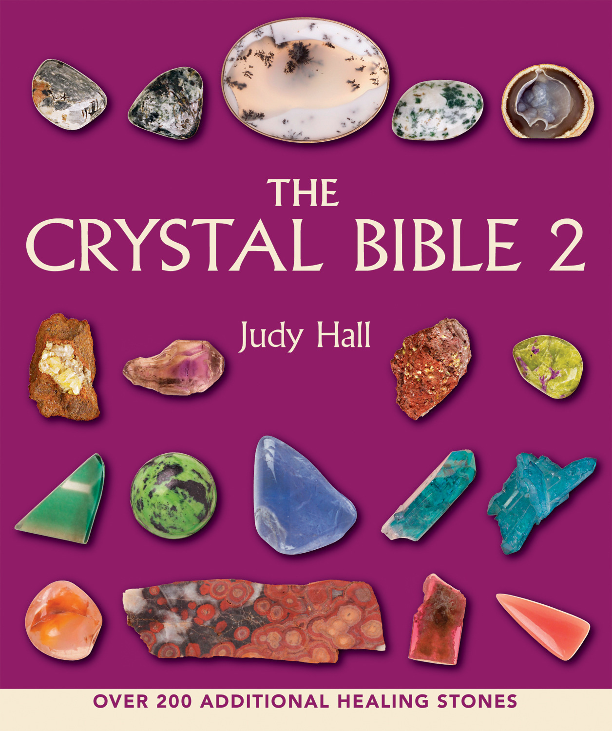 The Crystal Bible 2 | Faith & Spirituality