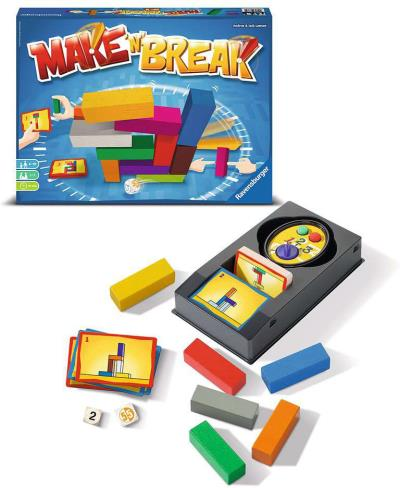 Make 'N' Break (multilingue) | Enfants 9-12 ans