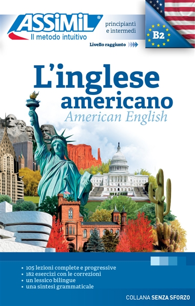 L'inglese americano | 9788885695283 | Dictionnaires
