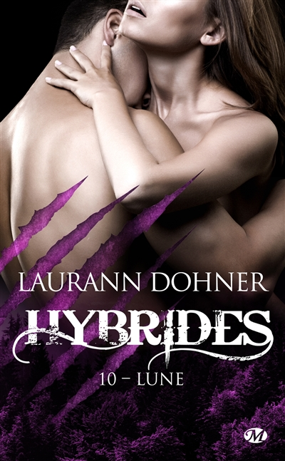 Hybrides T.10 - Lune | 9782811220570 | Science-Fiction et fantaisie