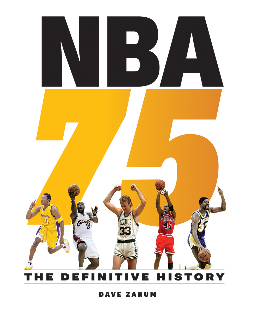 NBA 75 : The Definitive History | Hobbies