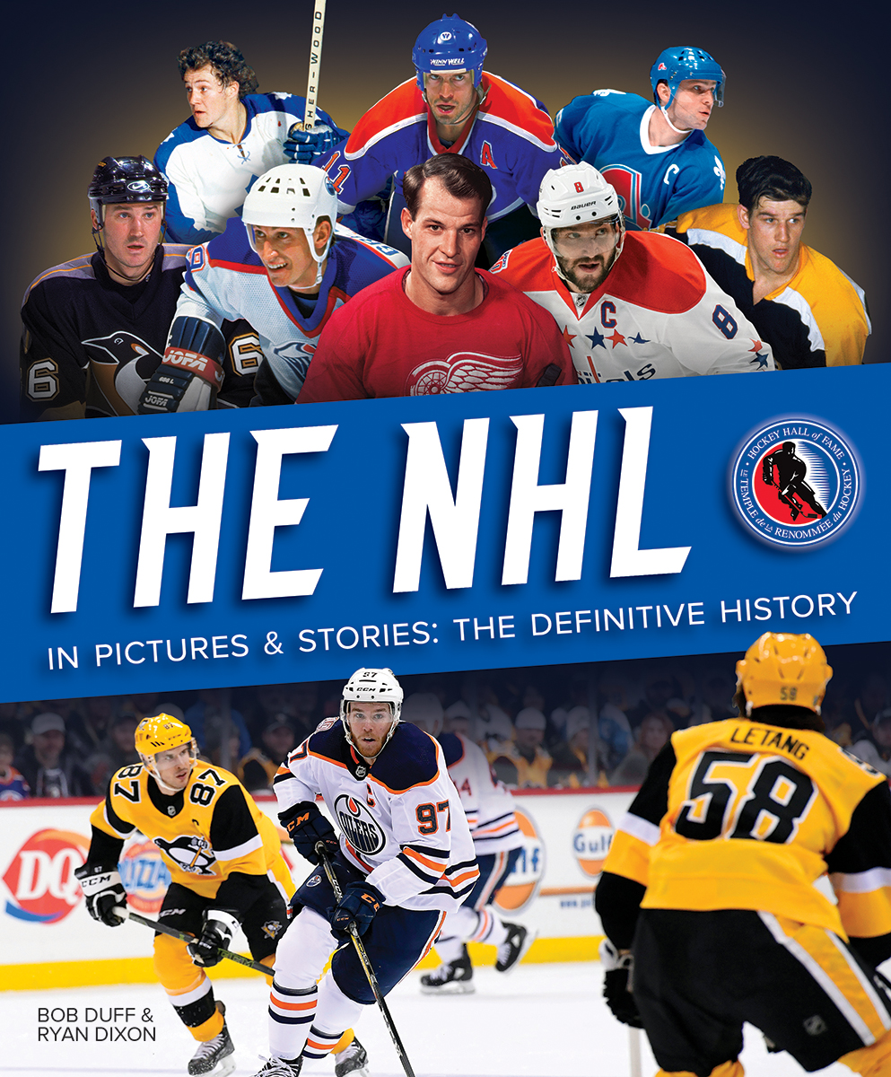 NHL in Pictures and Stories (The) : The Definitive History | Hobbies