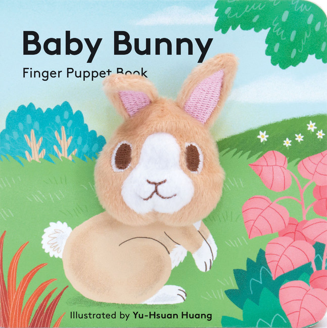 Baby Bunny: Finger Puppet Book : (Finger Puppet Book for Toddlers and Babies, Baby Books for First Year, Animal Finger Puppets) | Picture books