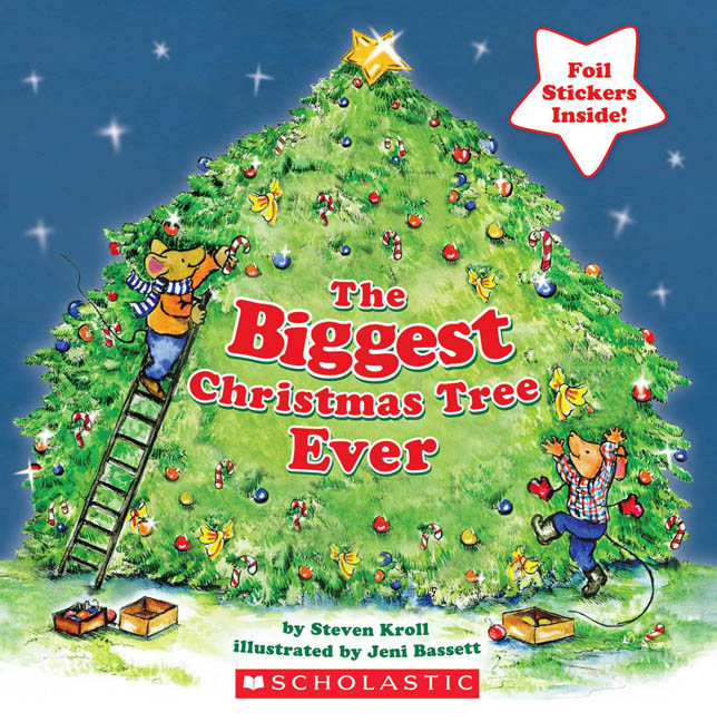 The Biggest Christmas Tree Ever | Picture books