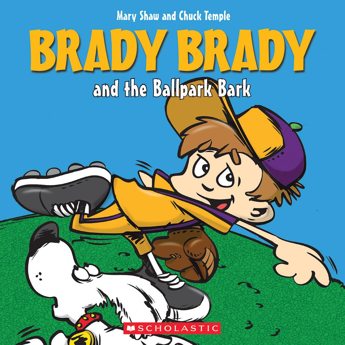 Brady Brady and the Ballpark Bark | Picture books