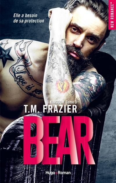 Kingdom T.03 - Bear | 9782755648294 | New Romance | Érotisme