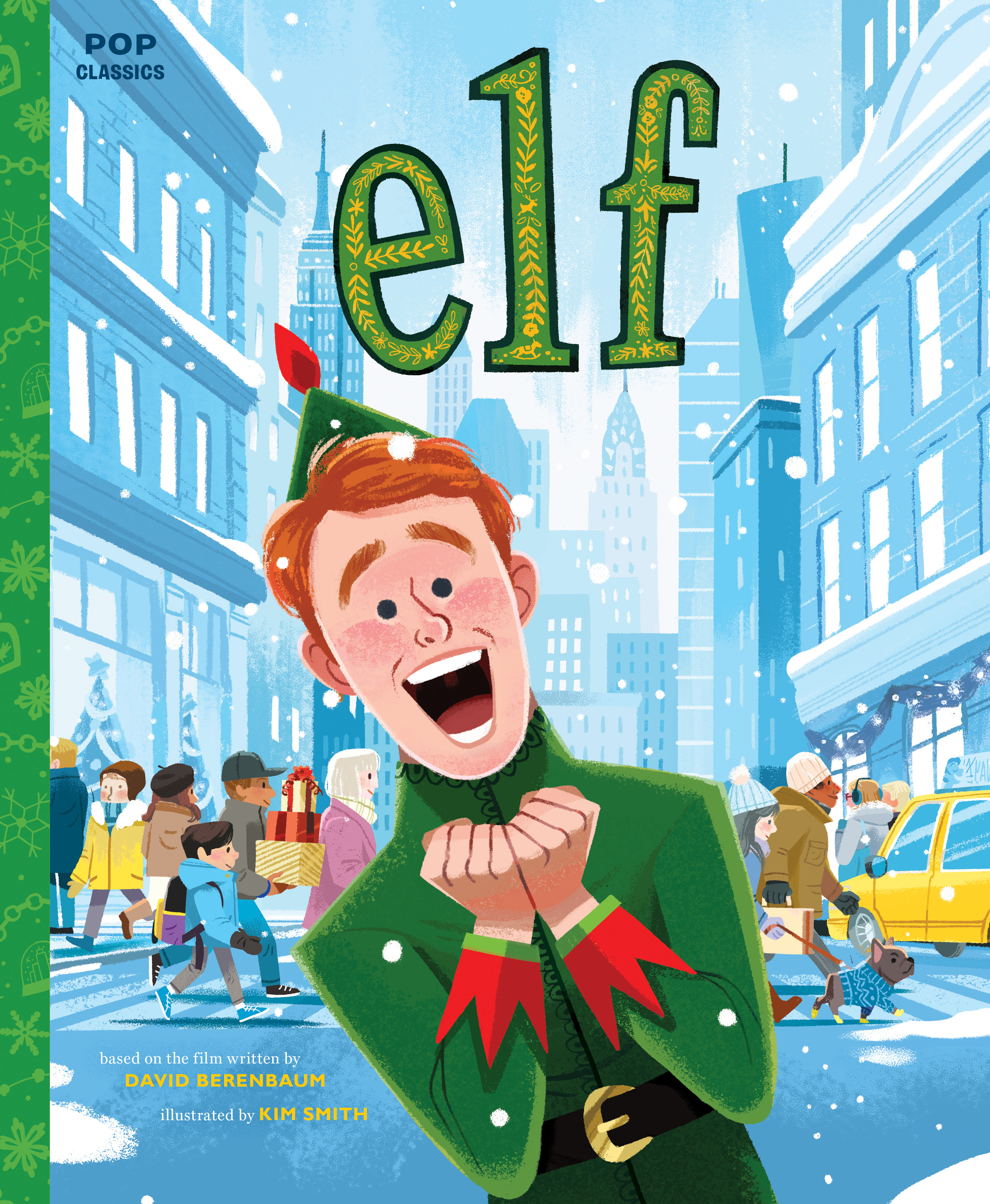 Elf : The Classic Illustrated Storybook | Picture books