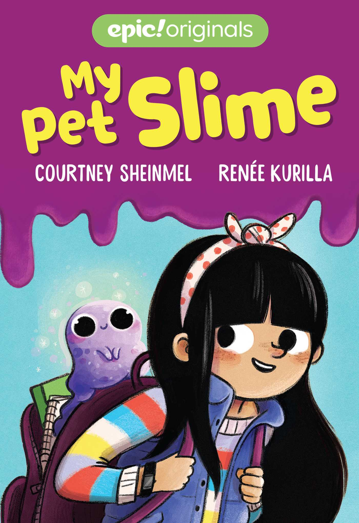My Pet Slime T.01 | 6-8 years old