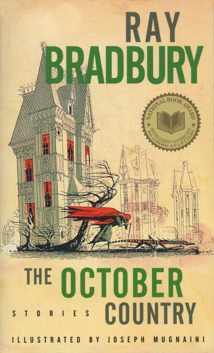 The October Country : Stories | Science-fiction & Fantasy