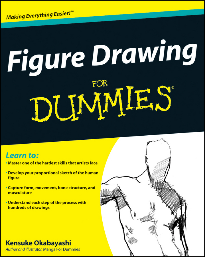 Figure Drawing For Dummies | Fine Arts