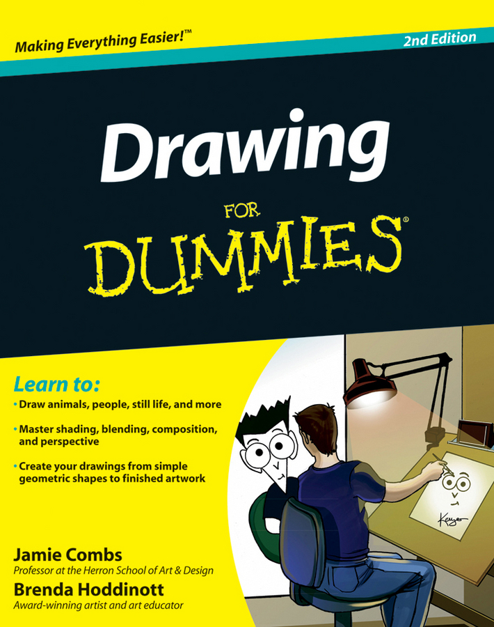 Drawing For Dummies | Fine Arts