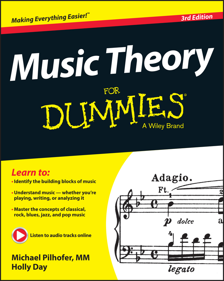Music Theory For Dummies | Fine Arts