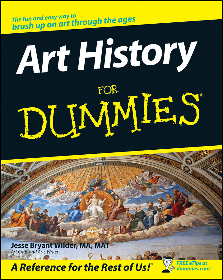 Art History For Dummies | Fine Arts