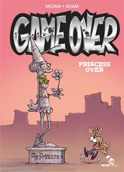 Game over - Princess over | 9782344038611 | BD