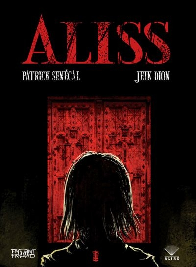Aliss  | 9782896153008 | BD adulte