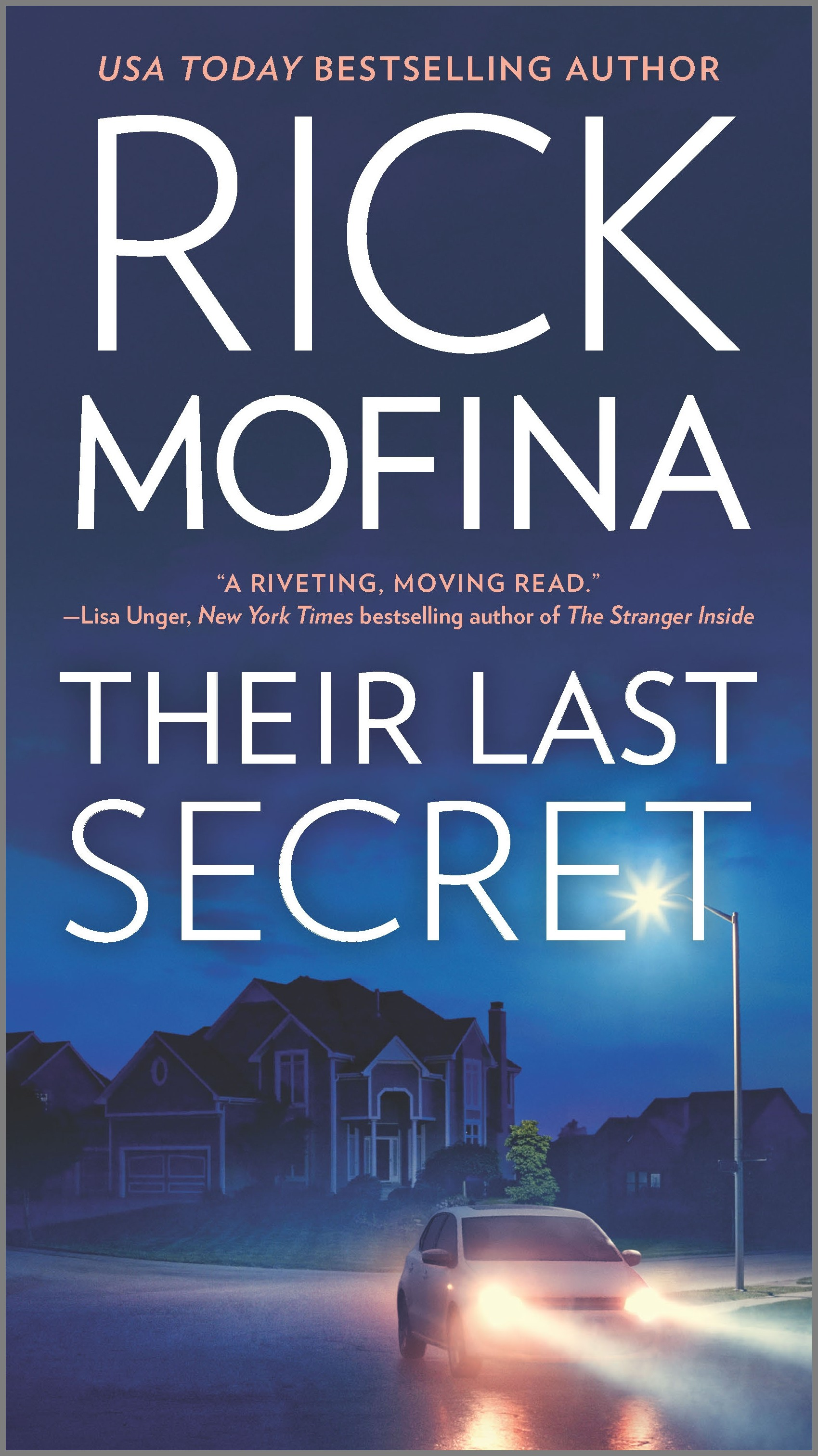 Their Last Secret | Thriller