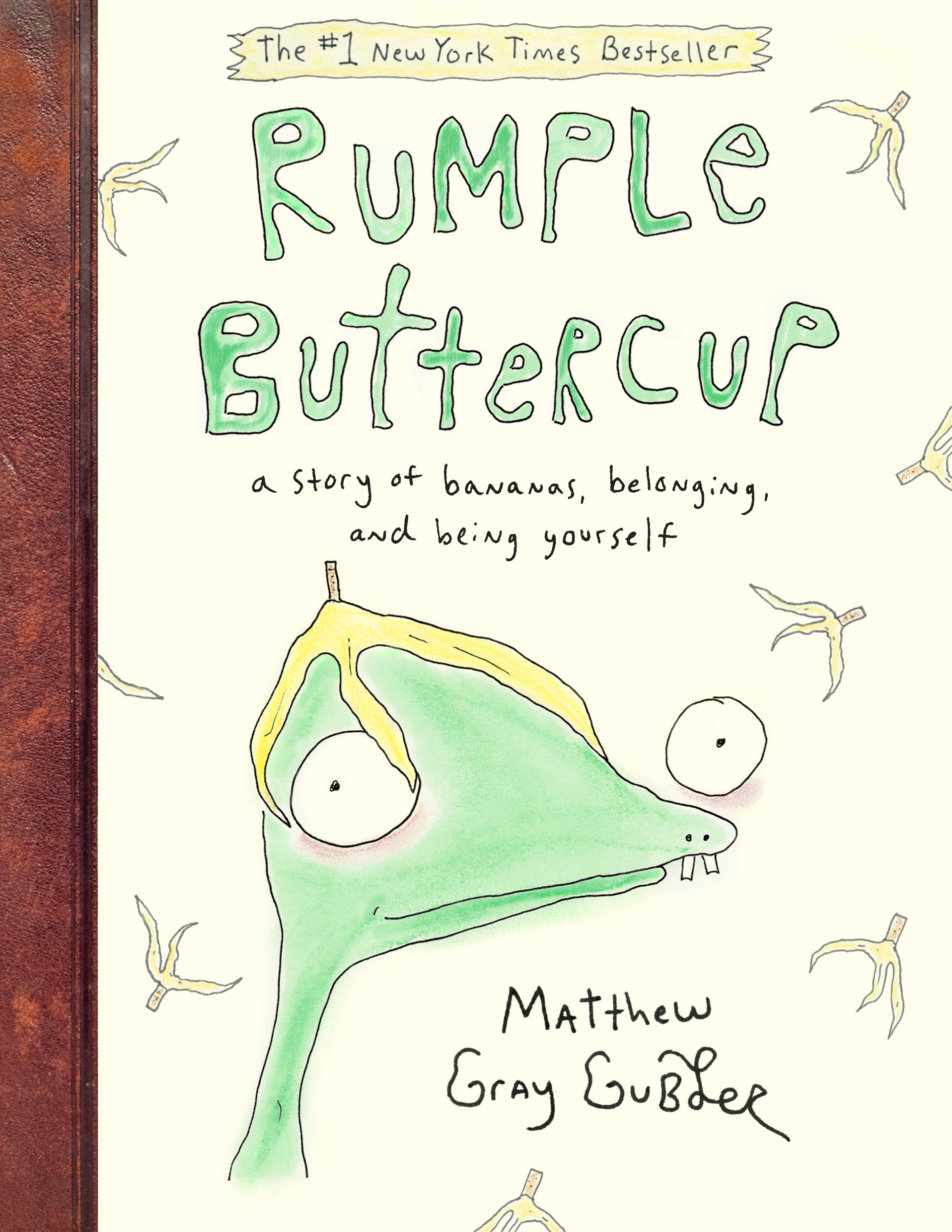 Rumple Buttercup: A Story of Bananas, Belonging, and Being Yourself | Picture books