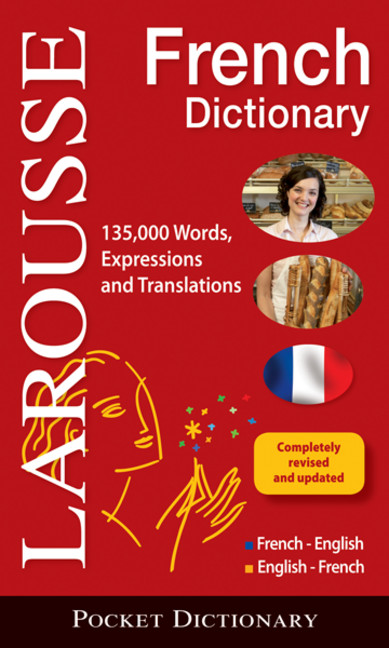 Larousse Pocket French-English/English-French Dictionary | Dictionary & Encyclopedia