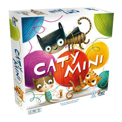 Caty Mini (multilingue) | Enfants 5–9 ans