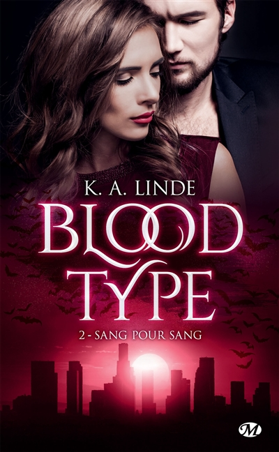 Blood type T.02 - Sang pour sang | 9782811234928 | Science-Fiction et fantaisie