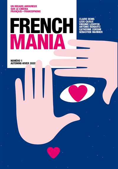 French Mania N.01 - Automne-Hiver 2020 | 9782268103792 | Arts