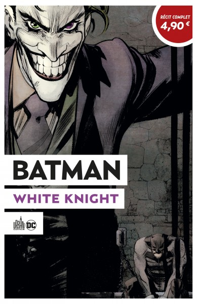 Batman white knight : OP été 2020 | 9791026817116 | BD adulte