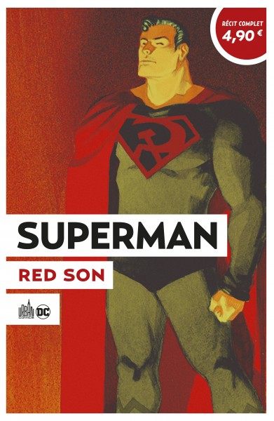 Superman - Red son : OP été 2020 | 9791026817987 | BD adulte
