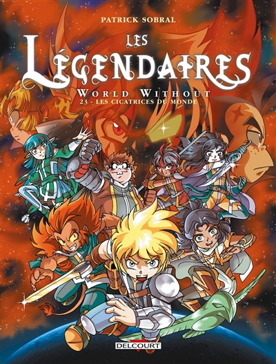 Les Légendaires T.23 - World without | 9782413024507 | BD