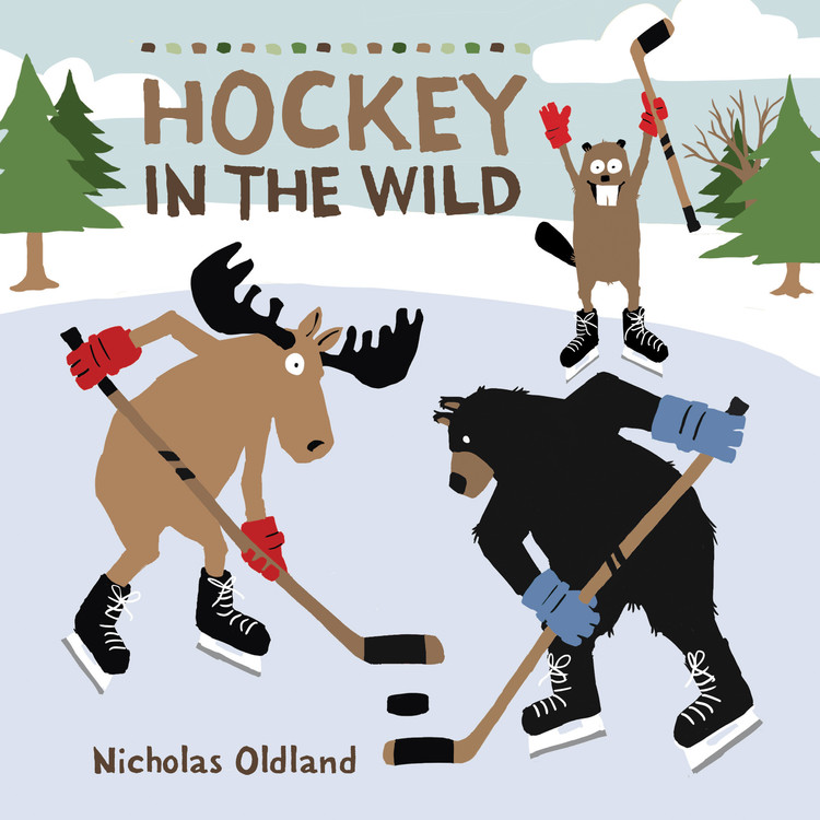 Life in the Wild - Hockey in the Wild | Picture books