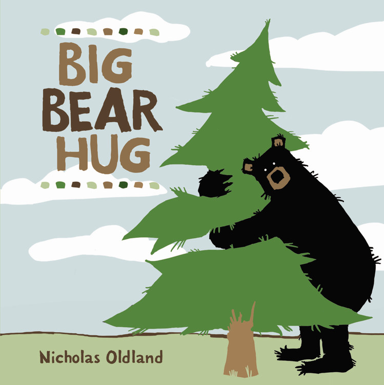 Life in the Wild - Big Bear Hug | Picture books