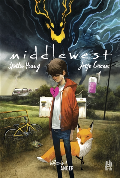 Middlewest T.01 - Anger | 9782381330068 | BD adulte